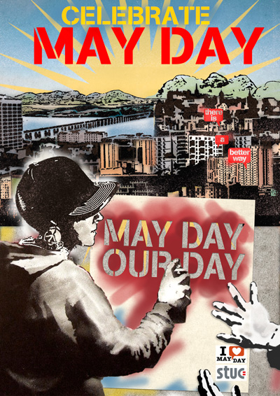 May Day in Scotland