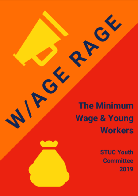 Cover of Wage Rage Report