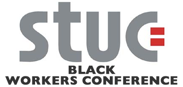 Scottish TUC BLACK WORKERS logo