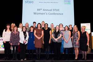 View and download photos from the 2016 STUC Women's Conference