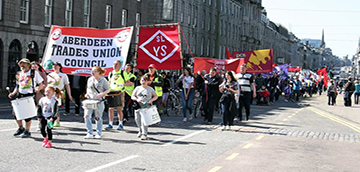 Aberdeen May Day