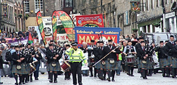 Edinburgh May Day