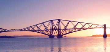 picture of forth rail bridge