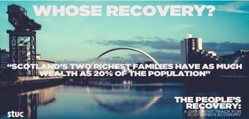 Whose recovery? Picture of River Clyde