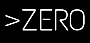 Better than zero logo