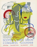 The 1938 STUC Congress poster